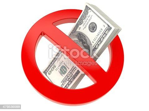 istock No bribe 479536588