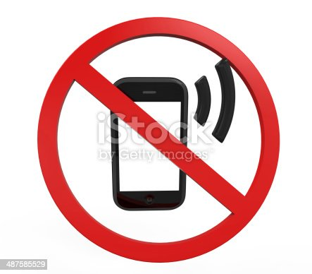 istock No Cell Phone Sign 487585529