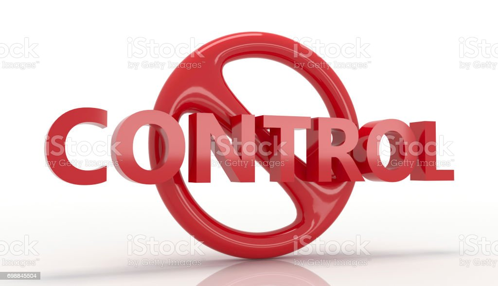 Image result for no control istock