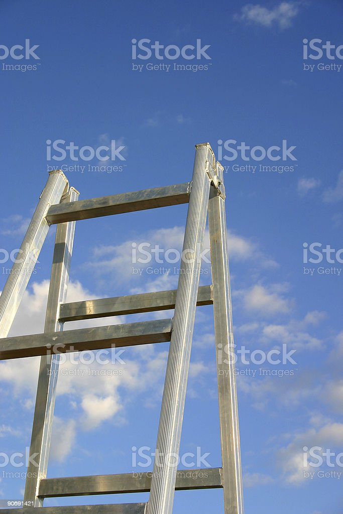 no glass ceiling royalty-free stock photo