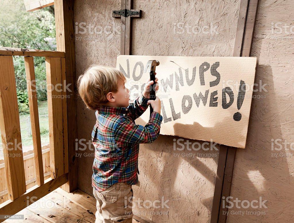 no grown ups