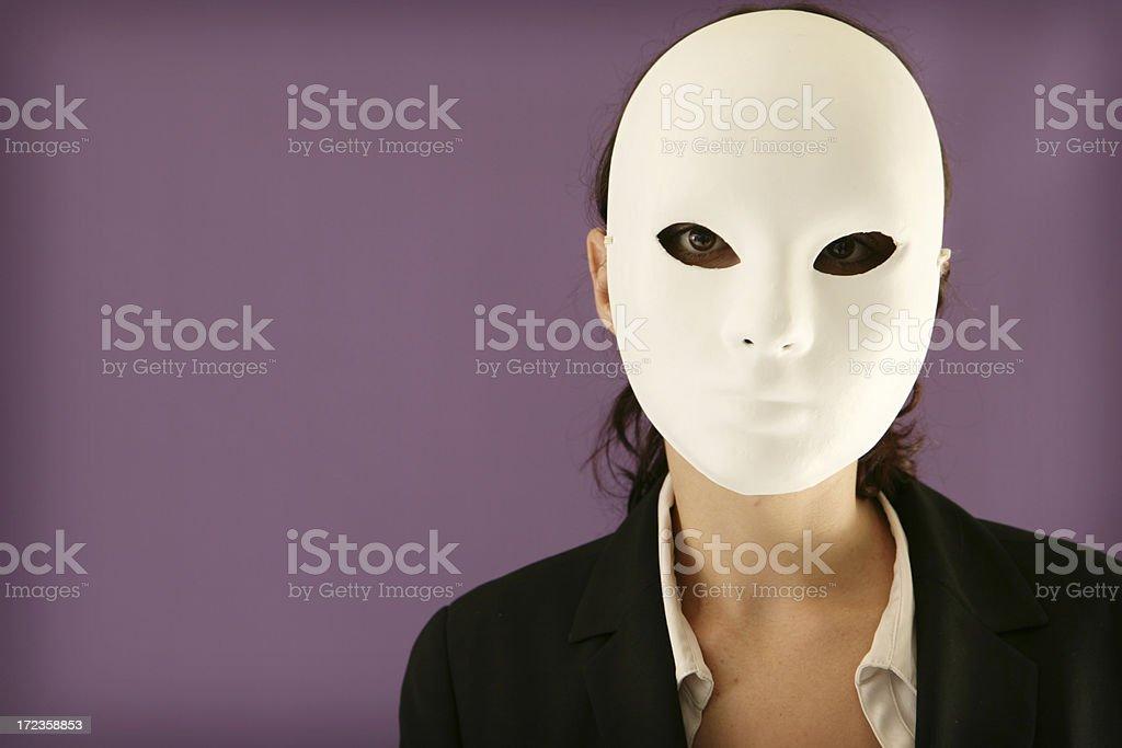 No Identity royalty-free stock photo