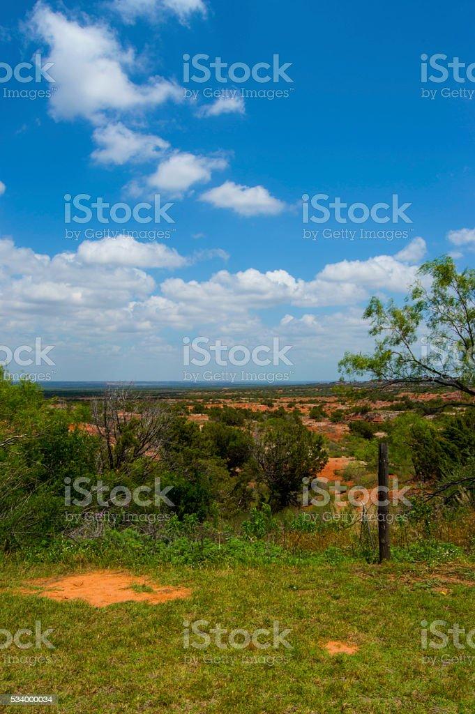 No Mans Land stock photo