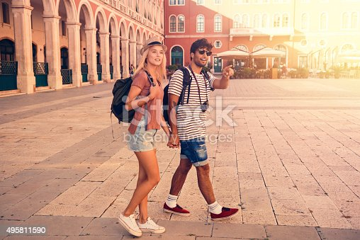 istock No matter where we go, travel is our destination 495811590