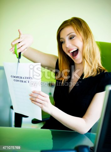 94113879istockphoto No more cooperation 471075769