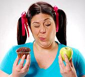 istock No more diet. 155310958