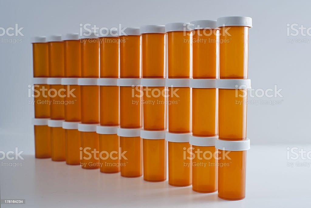 No More Pills royalty-free stock photo