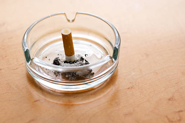 No more smoking stock photo
