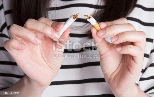 istock No more smoking 610132322