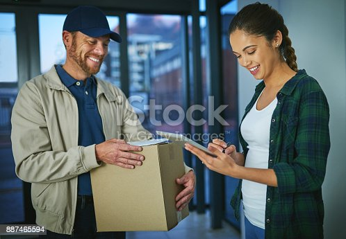 istock No need for paper when an electronic signature will do 887465594
