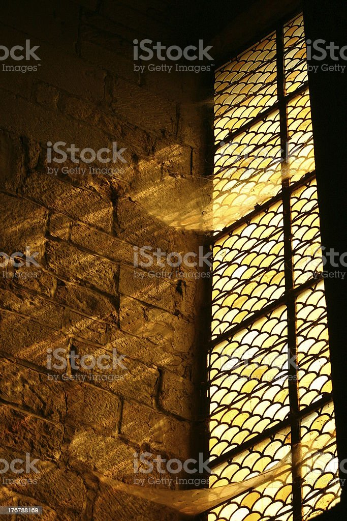 no need to clean for god? royalty-free stock photo