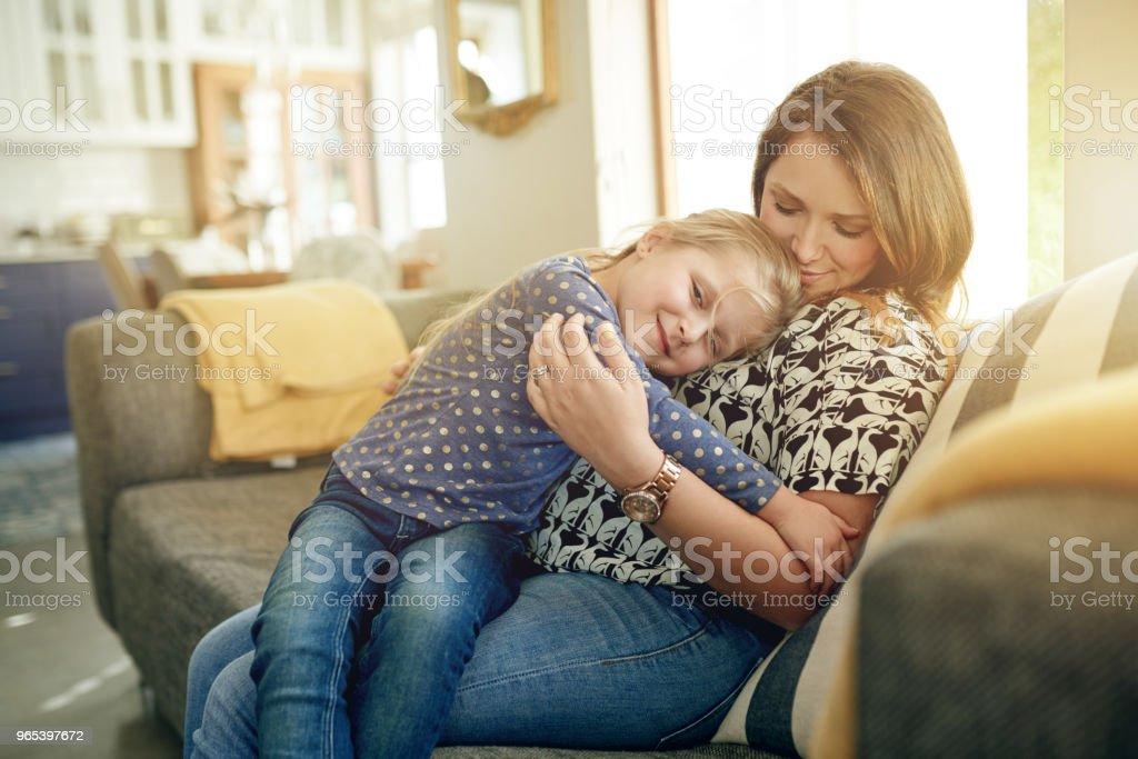 어머니의 사랑 처럼 다른 사랑 - 로열티 프리 가정 생활 스톡 사진