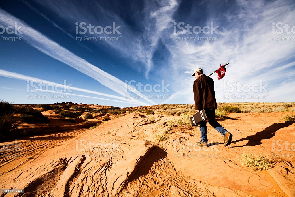 No Place to Call Home royalty-free stock photo