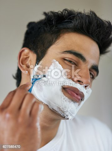 istock No shave November is done 627585470