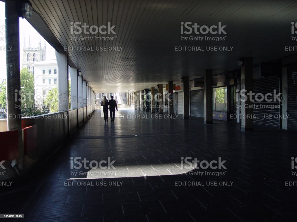 No shopping today royalty-free stock photo