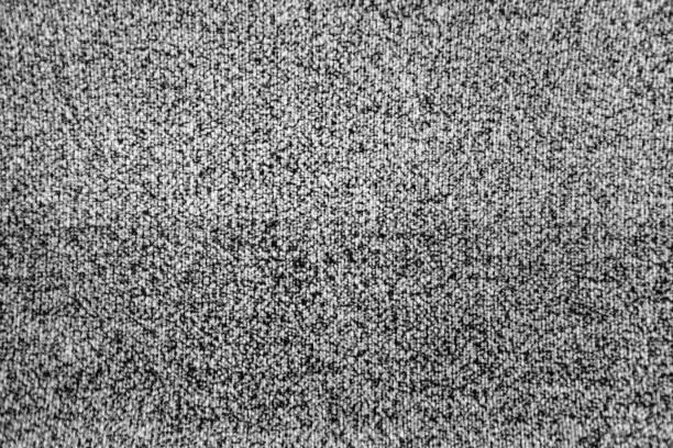 no signal tv texture. television grainy noise effect as a background. no signal retro vintage television pattern - televisão estática imagens e fotografias de stock