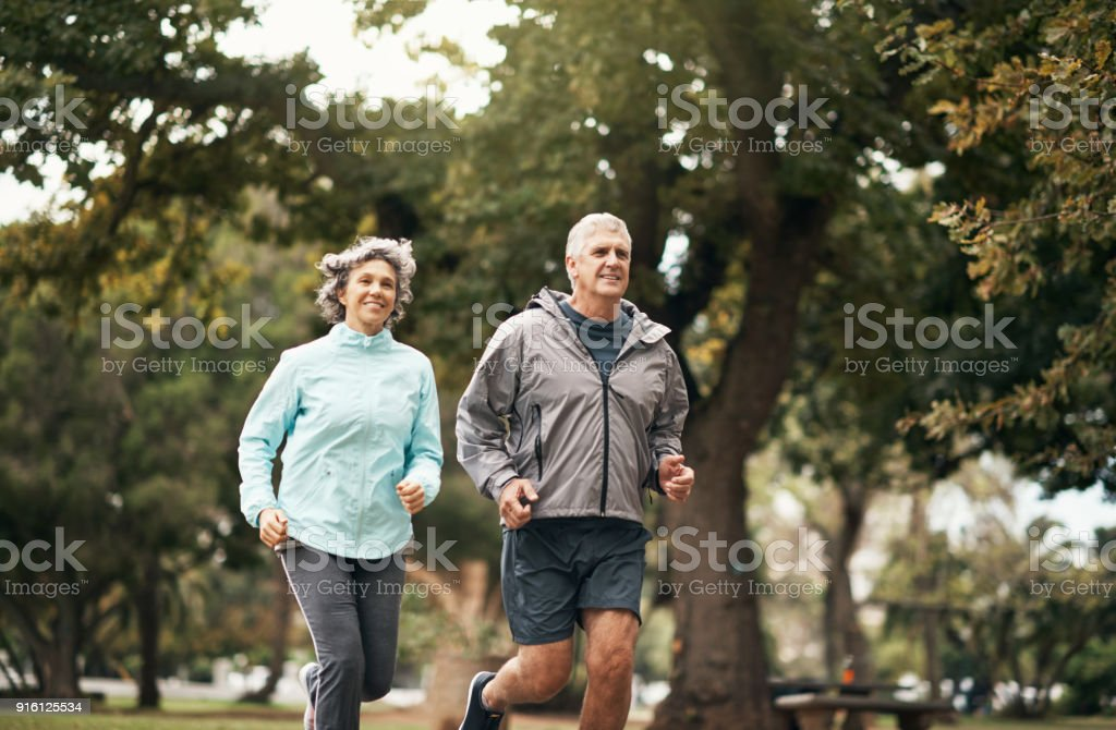 No slowing down now stock photo