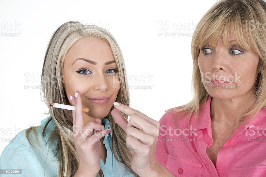 no smoking concept royalty-free stock photo