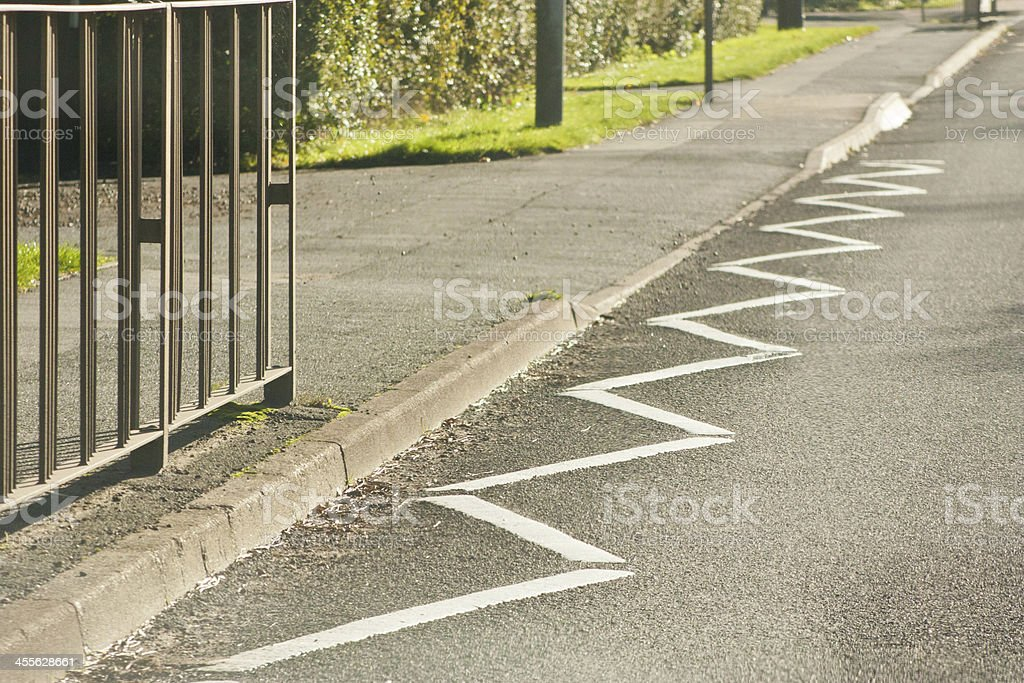 No Stopping stock photo