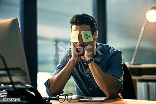 istock No time to sleep 625737346