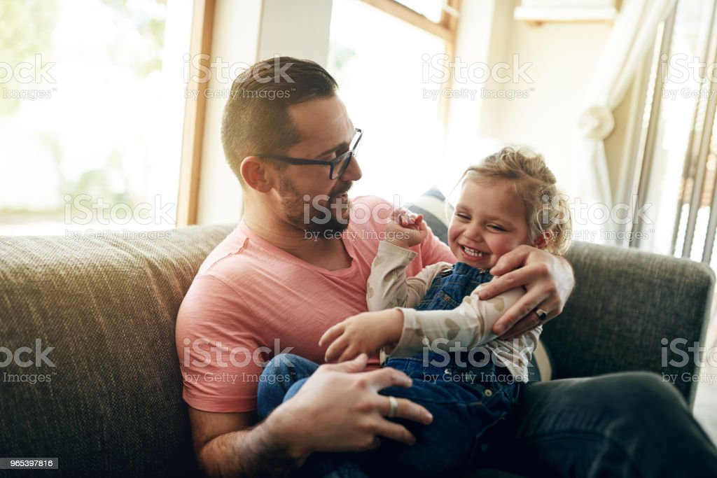 No title greater than that of Dad royalty-free stock photo