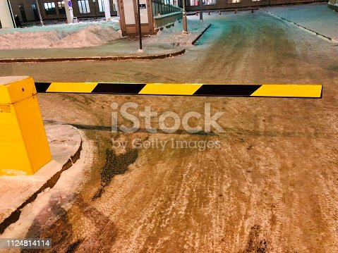 486568999istockphoto No trespassing beyond this point 1124814114