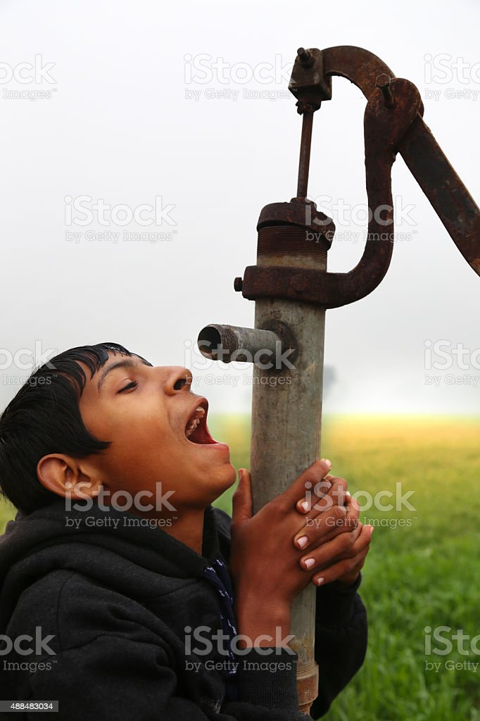 No Water stock photo