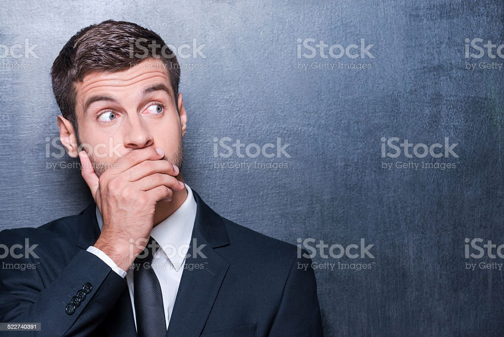 No way! stock photo
