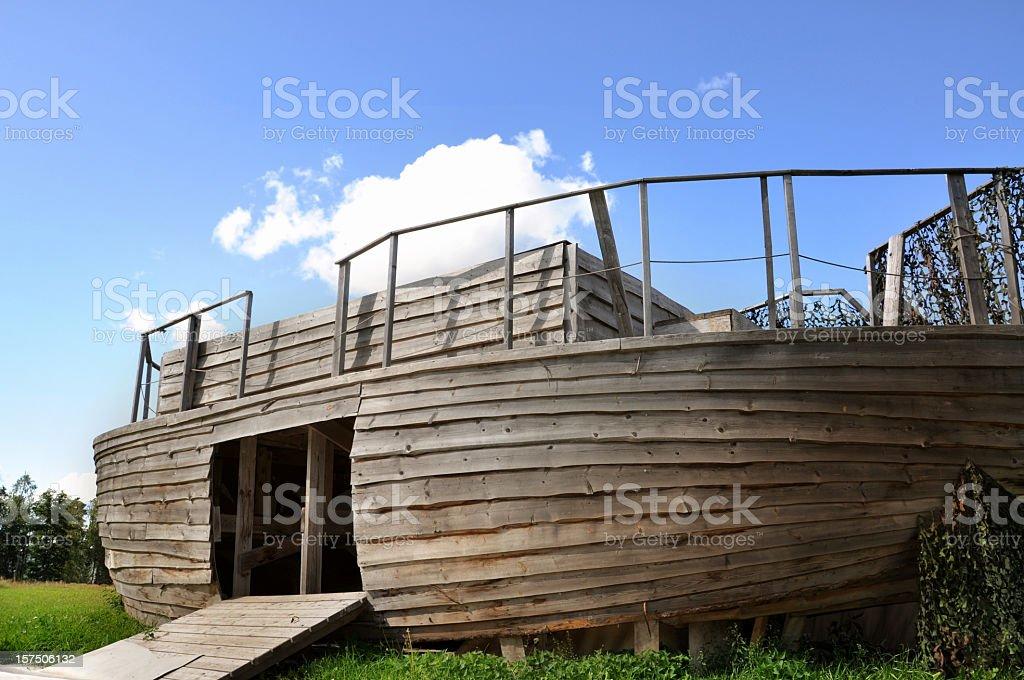 Noah´s Ark royalty-free stock photo