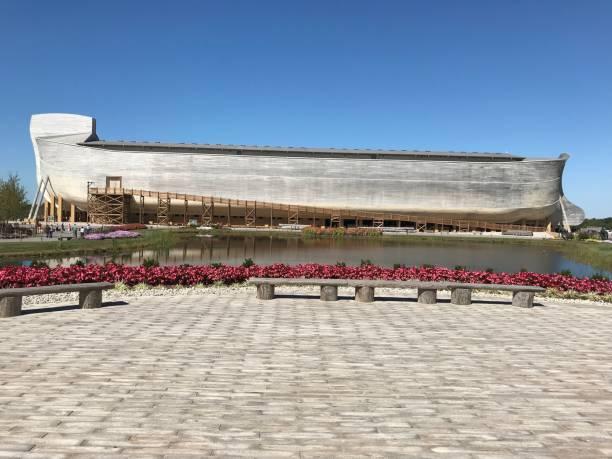 Noahs ark exterior in the ark encounter theme park picture id918656822?b=1&k=6&m=918656822&s=612x612&w=0&h=qgjfrkx7qzt8urzjz07qjcvytxs8szo5lm5ly8dywzo=