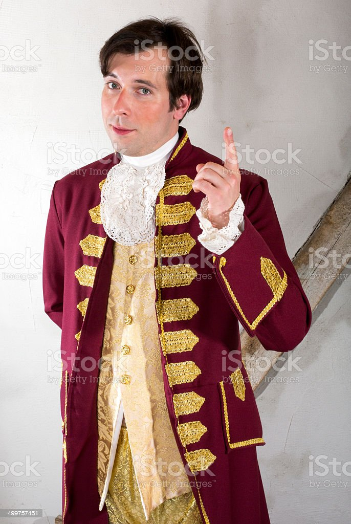 nobleman royalty-free stock photo
