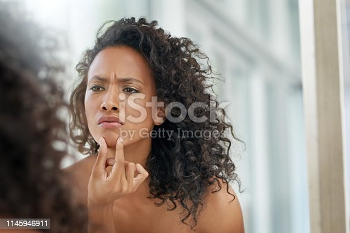 1155167023istockphoto Nobody is immune to the occasional pimple 1145946911