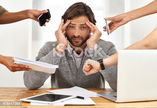 istock Nobody thought of bringing a headache pill to the party? 475417253