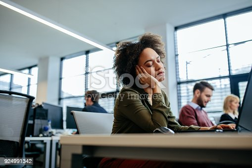 958531418 istock photo Nobody's gonna notice if I snooze out for a while 924991342
