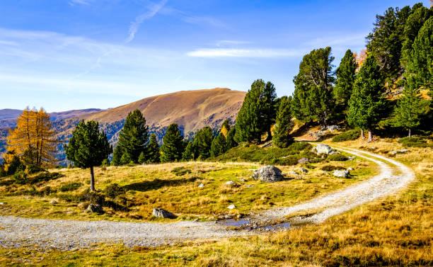 nockberge mountain in austria – Foto