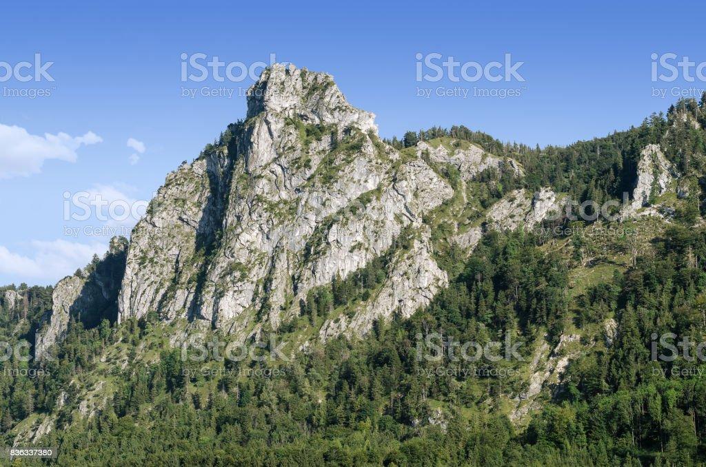 Nockstein in Salzburg, Austria, Europe. Horizontal stock photo