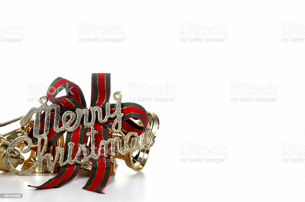 noel ornament royalty-free stock photo