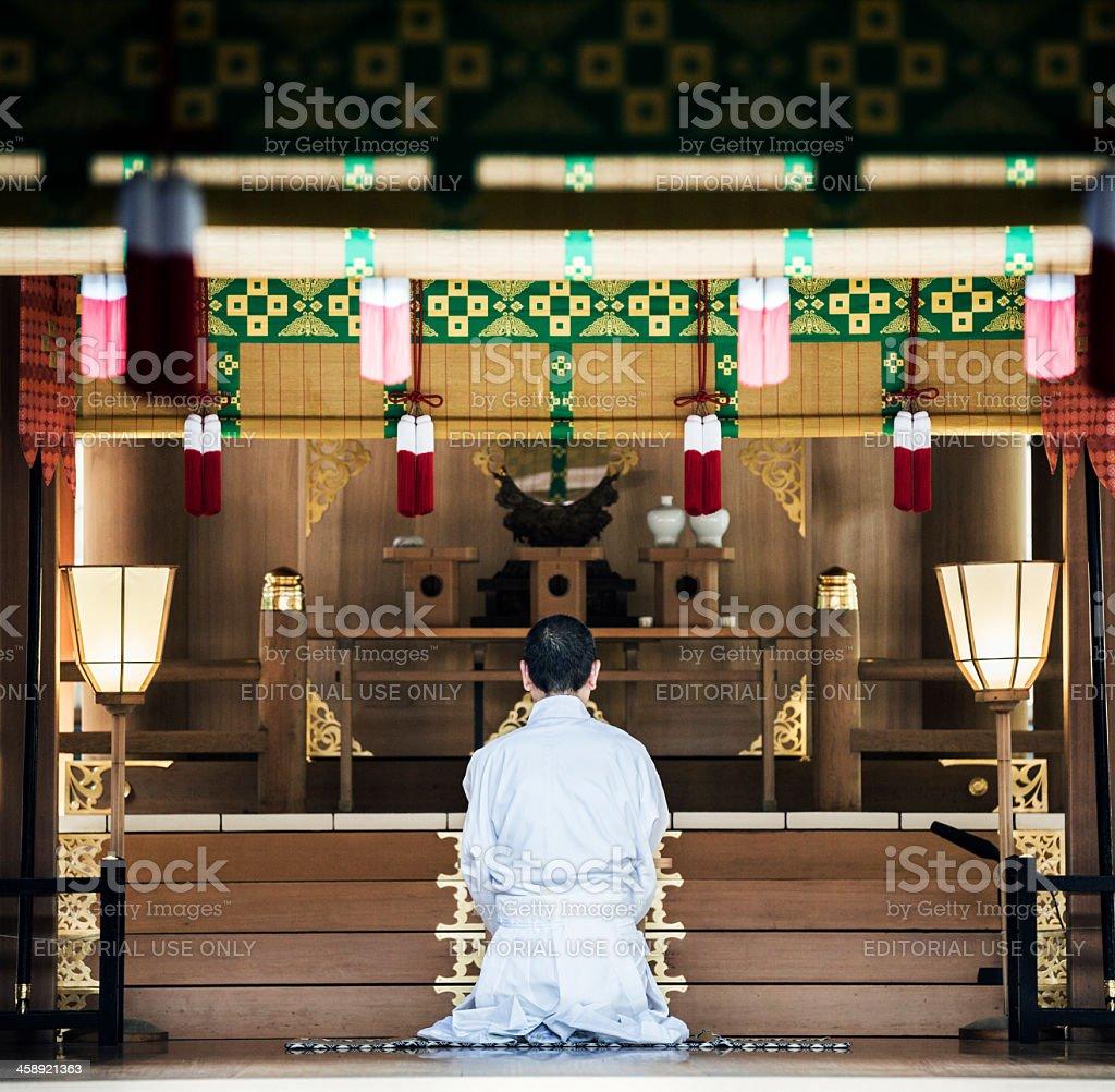 Santuário Nogi Tóquio, Japão - foto de acervo