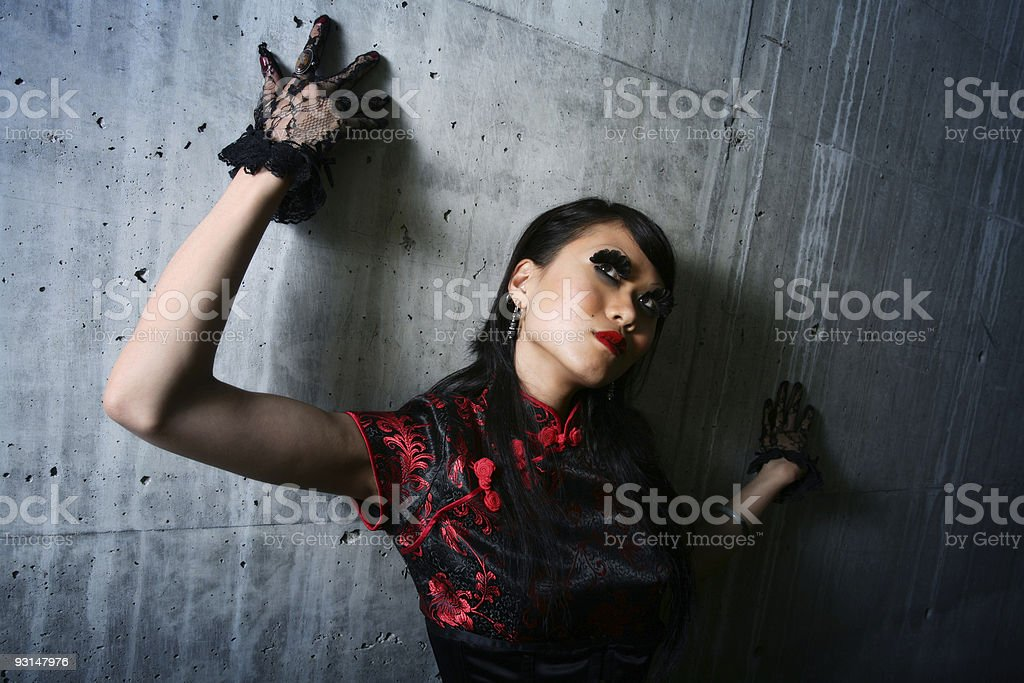 Noir stock photo
