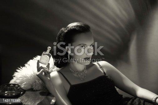 istock Noir Style.New fragrance 143175390