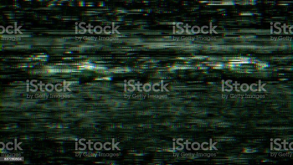 TV VHS Lärm und Schäden – Foto