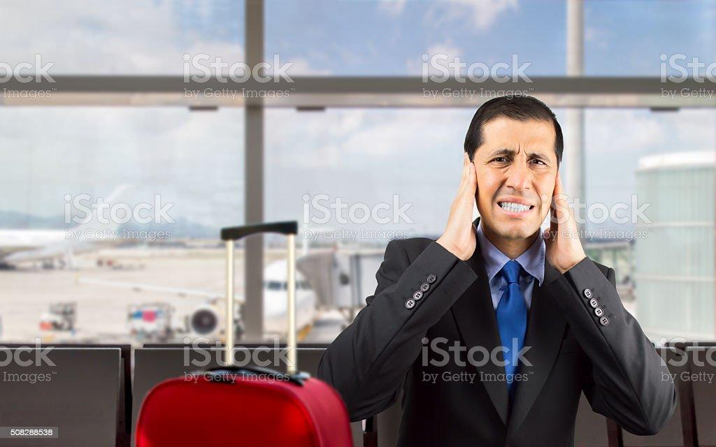 L'aéroport bruyant - Photo