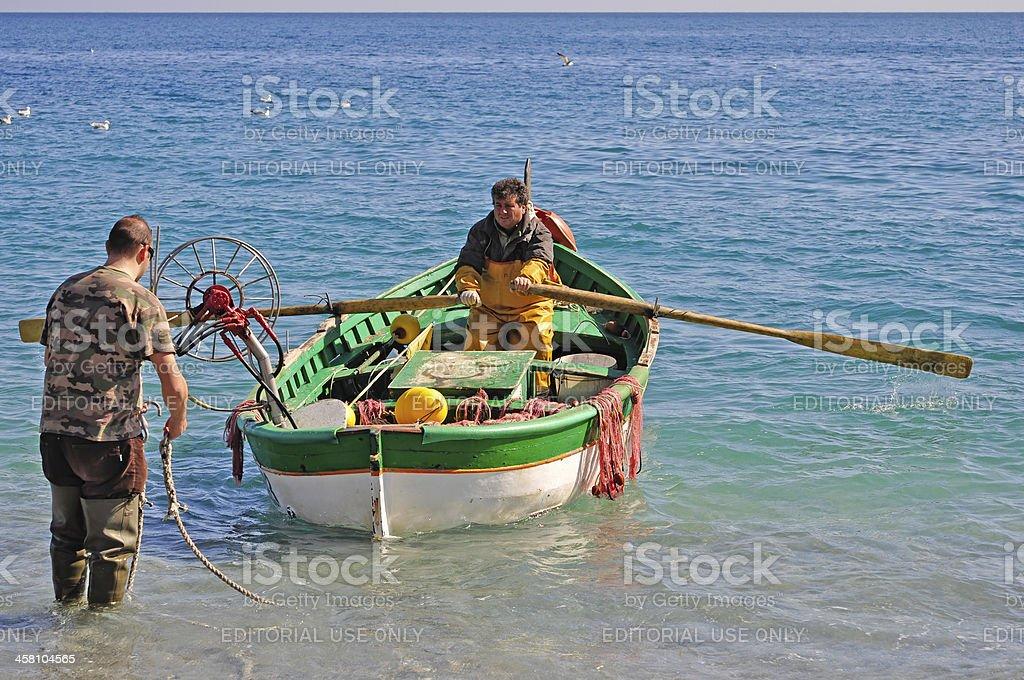 Noli, Riviera Ligure, Italy. royalty-free stock photo
