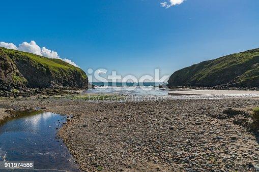 istock Nolton Haven Beach, Wales, UK 911974586