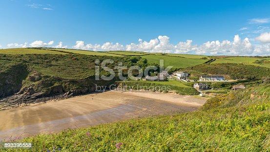 istock Nolton Haven, Pembrokeshire, Dyfed, Wales, UK 893395558