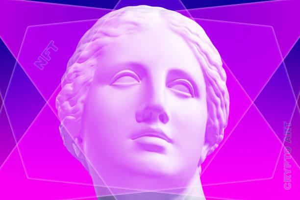NFTs generative art