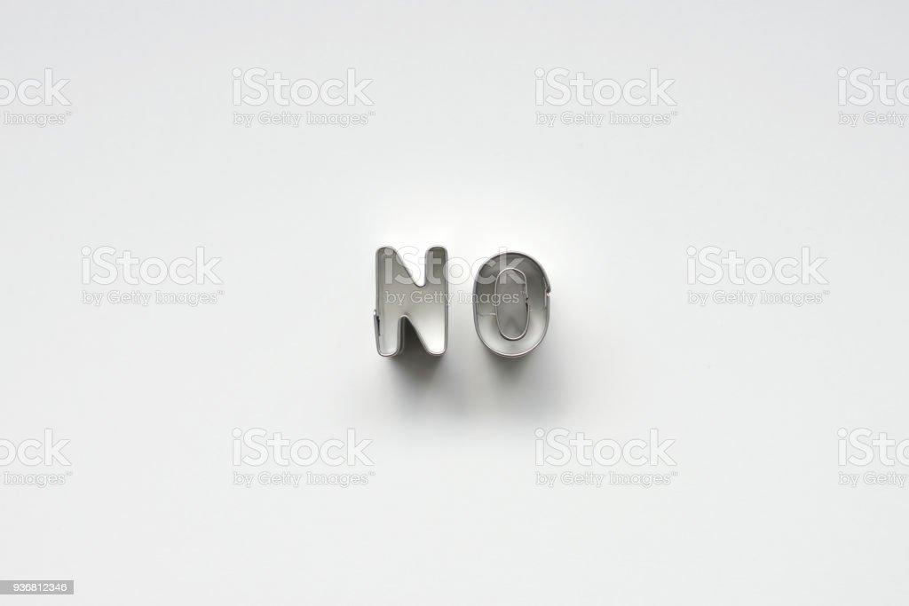 NO non stock photo
