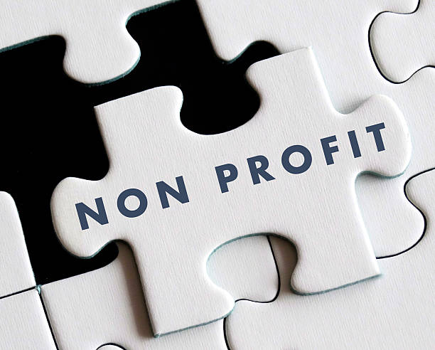 Non profit stock photo