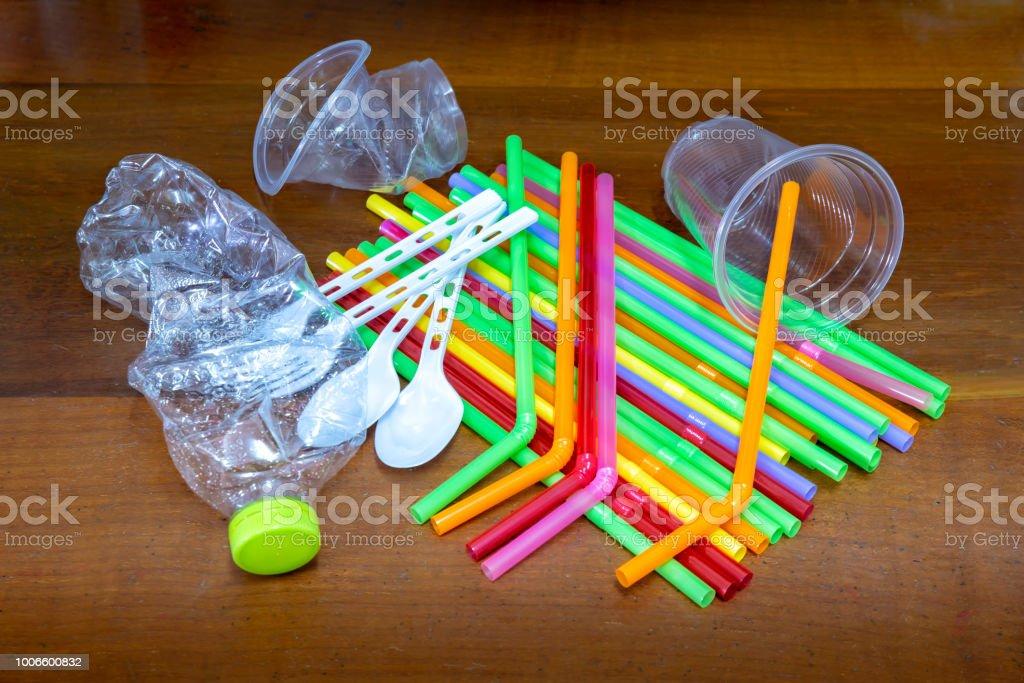 non biodegradable waste