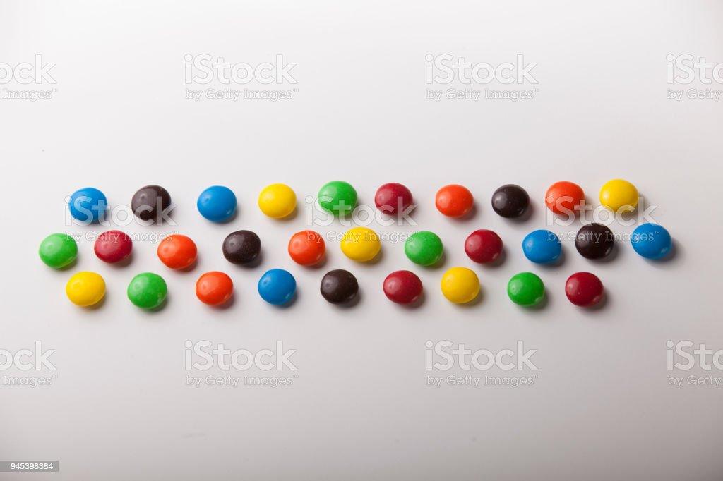 Non-Descript Candy stock photo